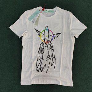 Off-White Street Style White Tshirt